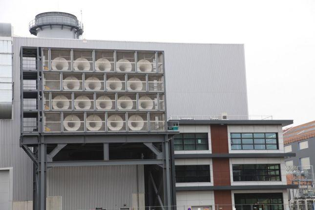 Construction d'un stand d'essais turbines
