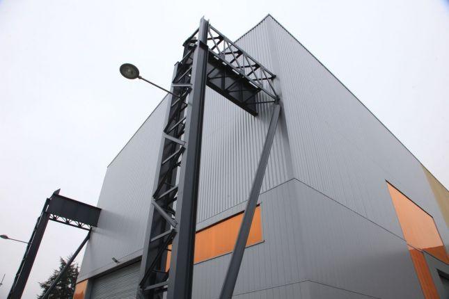 Bâtiment 45 extension