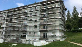 Réhabilitation de 68 logements