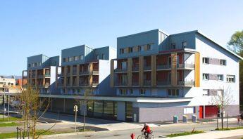 Construction 32 logements et commerces